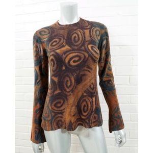 Women's Marika Charles Cashmere Sweater 2 Artsy